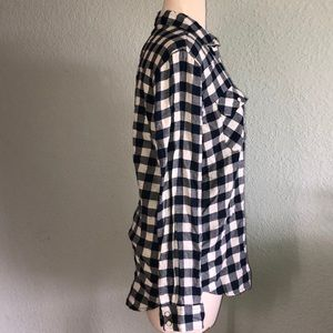Forever21 Plaid Button Up Shirt